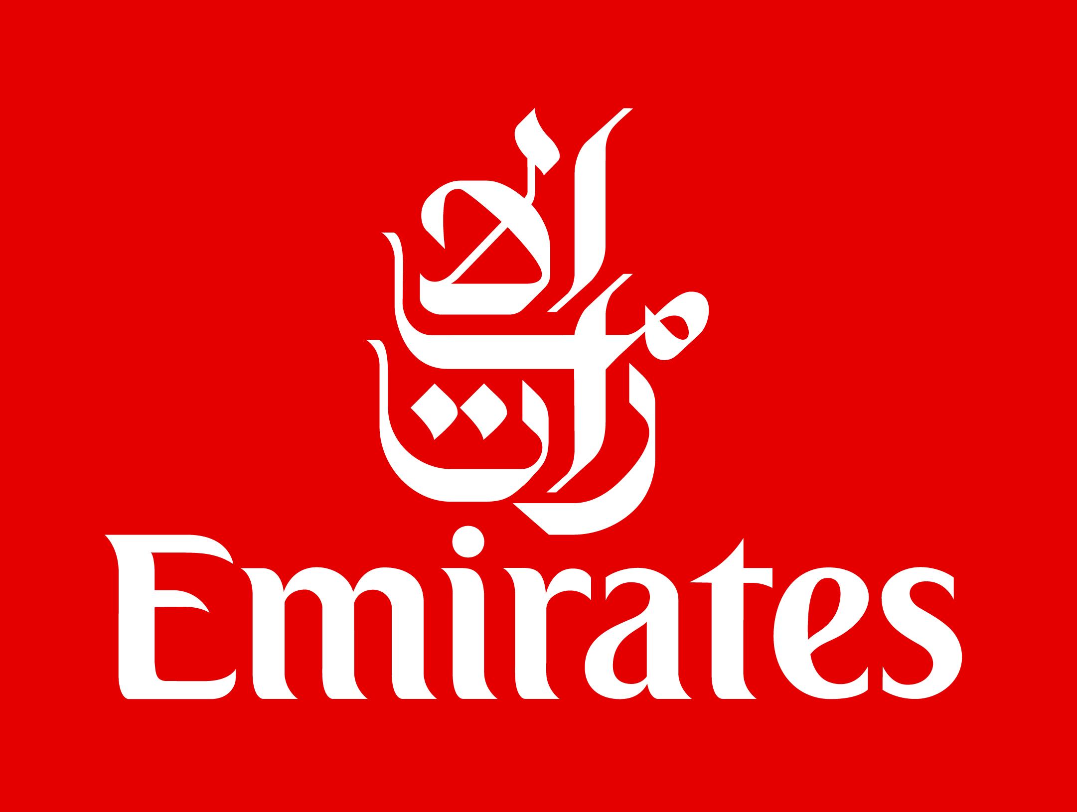 Emirates Logo Box