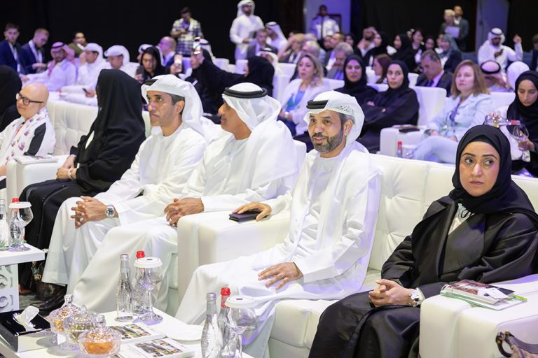 a photo of people attending the summit