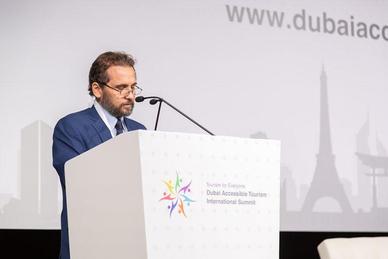 Prince Mired Raad Zeid Al-Hussein during the 2019 summit